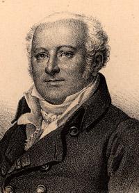 Portrait of Baron Jean Nicolas Corvisart des Marets