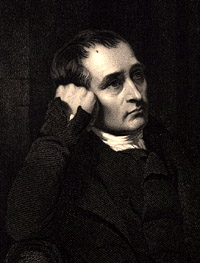 Portrait of Samuel Crompton