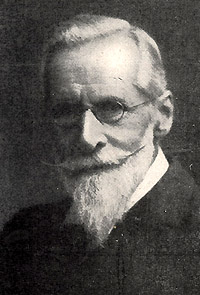Portrait of William Crookes