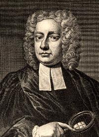 Portrait of John Theophilus Desaguliers