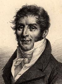 Portrait of André Jean François Marie Brochant de Villiers