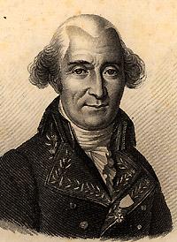 Portrait of Nicolas Deyeux