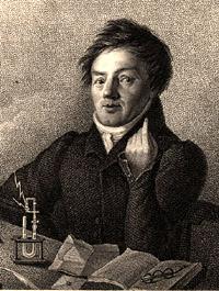 Portrait of Johann Wolfgang Doebereiner