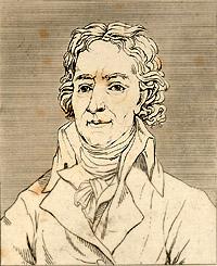 Portrait of Déodat de Dolomieu