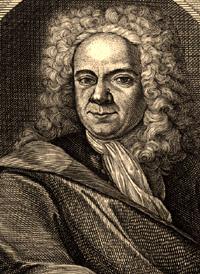 Portrait of Johann Gabriel Doppelmayr