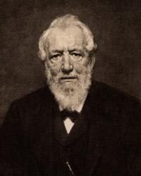 Portrait of Emil Heinrich Du Bois-Reymond