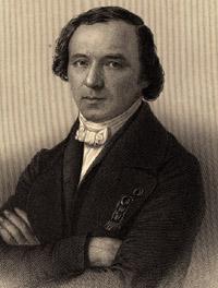 Portrait of Jean-Baptiste Dumas
