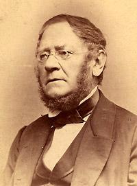Portrait of Wilhelm Friedrich Eisenlohr