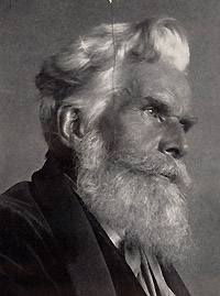 Portrait of Havelock Ellis