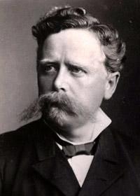 Portrait of Karl Oswald Victor Engler