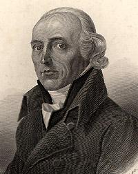 Portrait of Hans Konrad Escher von der Linth