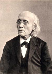 Portrait of Gustav Theodor Fechner