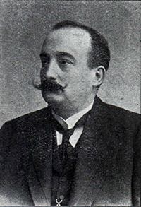 Portrait of Emanuel Formanek