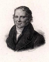 Portrait of Antoine-François de Fourcroy