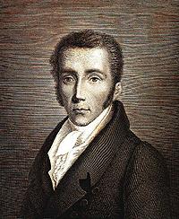 Portrait of Joseph von Fraunhofer