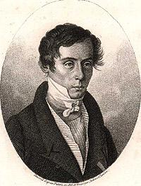 Portrait of Augustin Jean Fresnel