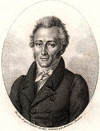 Portrait of François-Benjamin Gaillon