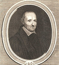 Portrait of Pierre Gassendi