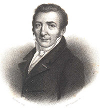 Portrait of Joseph Louis Gay-Lussac