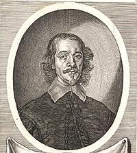 Portrait of Otto von Guericke