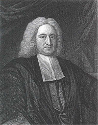 Portrait of Edmund Halley