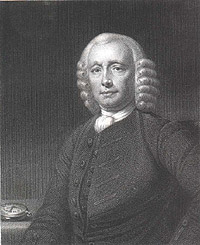 Portrait of John Harrison