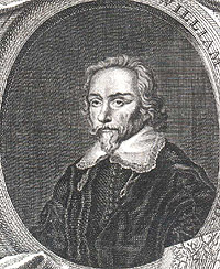 Portrait of William Harvey
