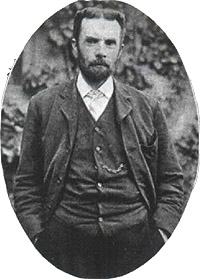 Portrait of Oliver Heaviside
