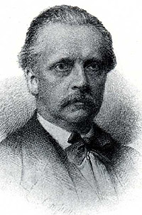 Portrait of Hermann von Helmholtz