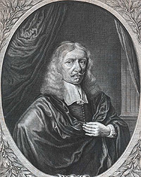 Portrait of Johannes Hevelius
