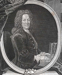 Portrait of Friedrich Hoffmann