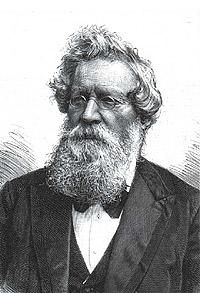 Portrait of August Wilhelm von Hofmann