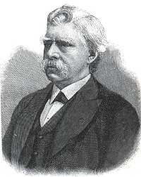 Portrait of David Edward Hughes
