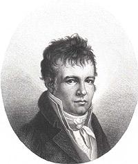 Portrait of Alexander von Humboldt