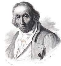 Portrait of Joseph-Marie Jacquard