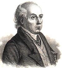 Portrait of Nikolaus Joseph Freiherr von Jacquin