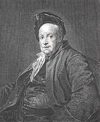 Portrait of Edme-Sébastien Jeaurat