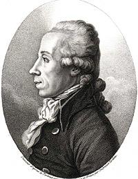 Portrait of Martin Heinrich Klapproth