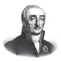 Portrait of Bernard Germain Etienne de la Ville sur Illon, compte de La Cépède