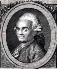 Portrait of Joseph Jérôme Le Français de Lalande