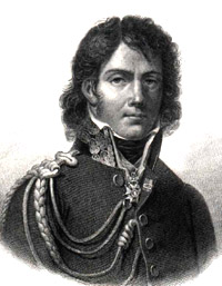Portrait of Dominique Jean Larrey