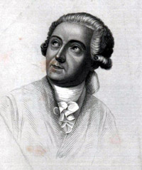 Portrait of Antoine Laurent Lavoisier