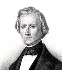 Portrait of Urbain Jean Joseph Le Verrier