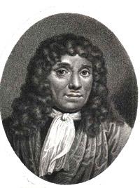 Portrait of Antoni van Leeuwenhoek