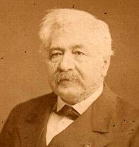 Portrait of Ferdinand de Lesseps