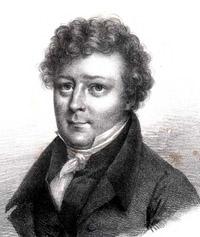 Portrait of Antoine-Jean Letronne