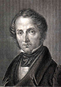 Portrait of Justus Liebig