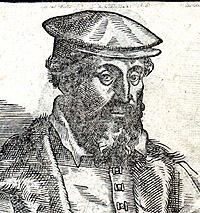 Portrait of Gilbert à Limburg