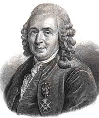 Portrait of Carl von Linné