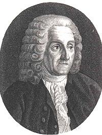 Portrait of Joseph Nicolas de L'Isle